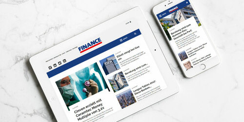 Finance TYPO3 Online Portal