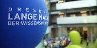 Relaunch Dresdner Lange Nacht der Wissenschaft