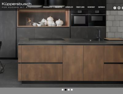 portrino Referenz - Küppersbusch Hausgeräte Beitragsbild