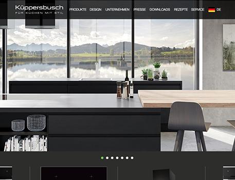 portrino Referenz - Küppersbusch Hausgeräte