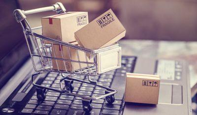 Online Shop mit portrino