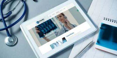 Website relaunch for TelradKo