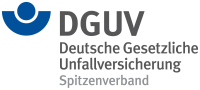 German Social Accident Insurance (DGUV) logo