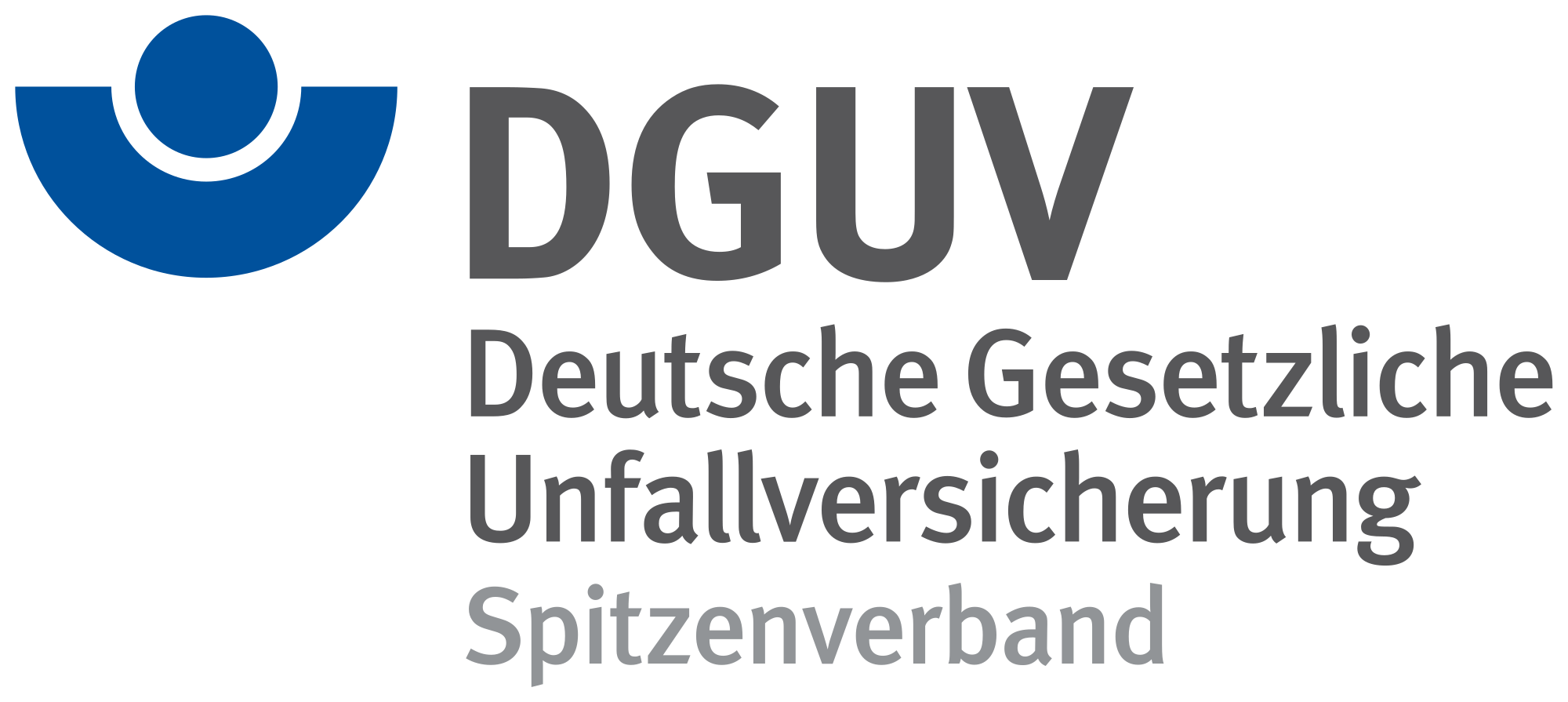 Deutsche Gesetzliche Unfallversicherung (DGUV) Logo