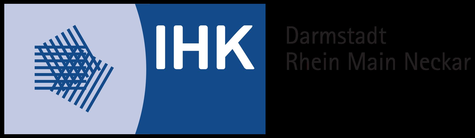 IHK Darmstadt Rhein Main Neckar Logo