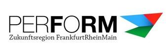 Perform Zukunftsregion Frankfurt Rhein Main Logo